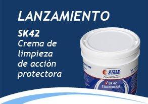SK42 - CREMA DE LIMPIEZA DE ACCIÓN PROTECTORA